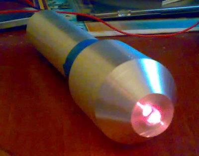 Как легко сделать лазер в домашних условиях